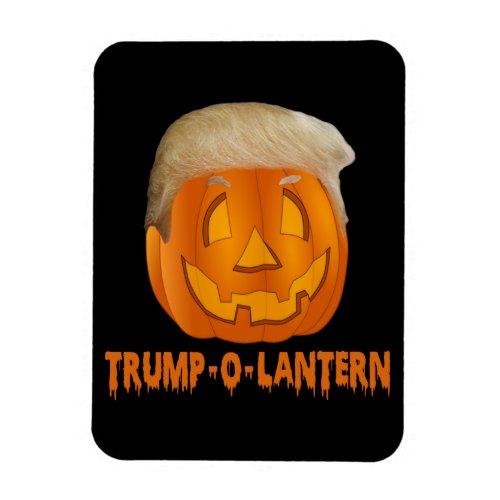 Trump_O_Lantern Halloween Magnet