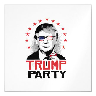 Trump Party 2016 Magnetic Card
