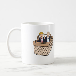 Trump Pence Basket of Deplorables -- Anti-Trump 20 Coffee Mug