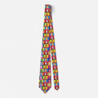 Trump Pop Art Tie