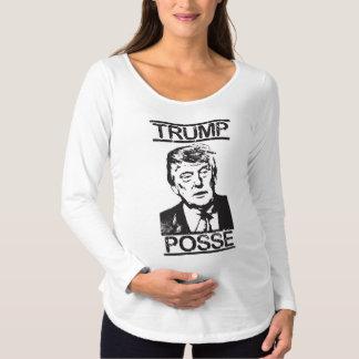 TRUMP- Posse Maternity T-Shirt