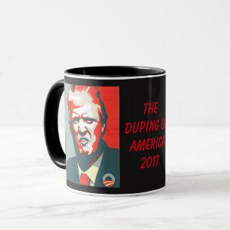 Trump Poster Mug