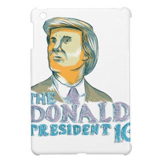 Trump President 2016 Drawing iPad Mini Cases