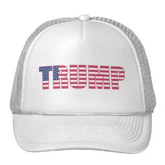 Trump. Republican. Plain & Simple. Trucker Hat