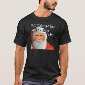 Trump Santa T-Shirt