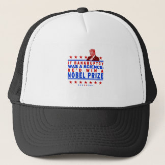 Trump Science Nobel Prize Trucker Hat