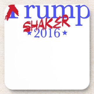 Trump Shaker Coaster