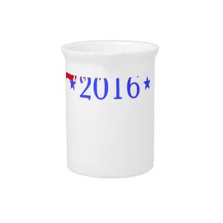 Trump Shaker Drink Pitcher