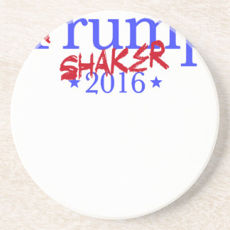 Trump Shaker Sandstone Coaster
