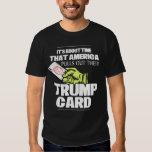 Trump Supporters: Trump Card T-Shirt