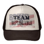 """Trump supporters"" unite with ""Team Deplorable"" Trucker Hat"