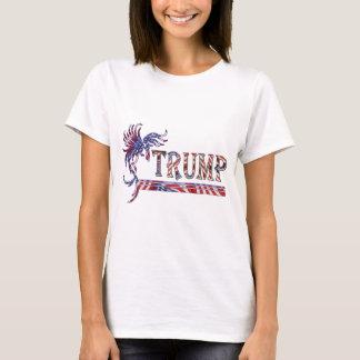 TRUMP - THE EAGLE RISES T-Shirt