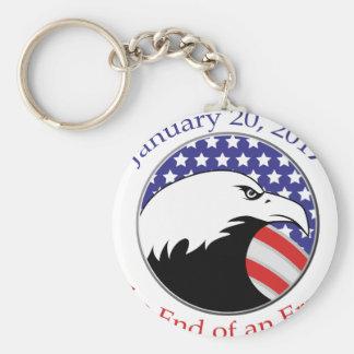 Trump: The End of an Error Keychain