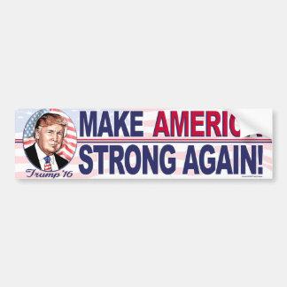 Trump This 2016 Car Bumper Sticker