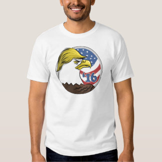 Trump This Not So Bald Eagle Dresses