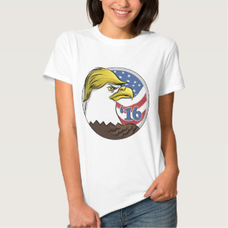 Trump This Not So Bald Eagle T-Shirt