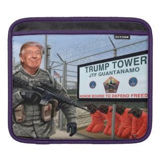 Trump Tower iPad Sleeve