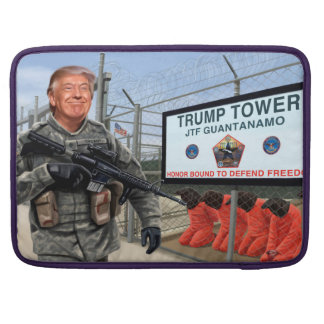 Trump Tower MacBook Pro Sleeve