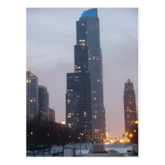 Trump Tower Postcard