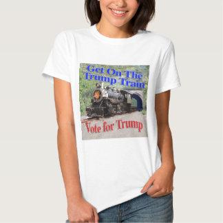 trump train1 t shirt