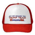 TRUMP TRAIN 2016 TRUCKER HAT