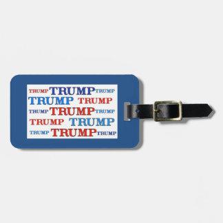 Trump Trump Bag Tag