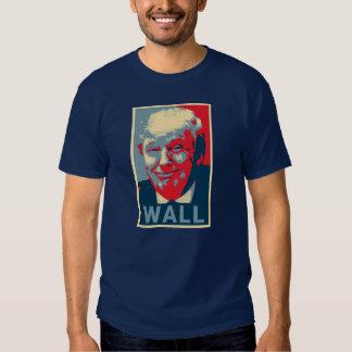 Trump Wall Tee Shirt