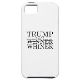 Trump Winner Whiner iPhone SE/5/5s Case