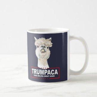 Trumpaca Official Campaign Mug