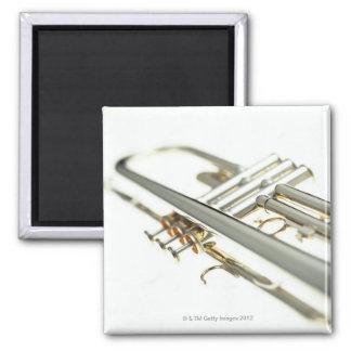 Trumpet 2 refrigerator magnets