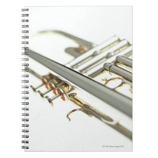 Trumpet 2 notebook