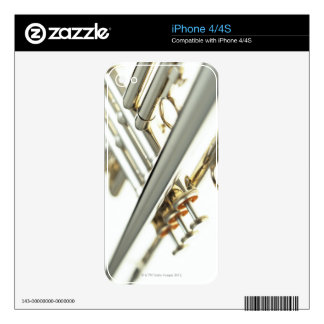 Trumpet 2 skins for the iPhone 4