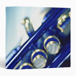 Trumpet 3 Ring Binder