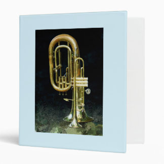 Trumpet and Tuba Binder