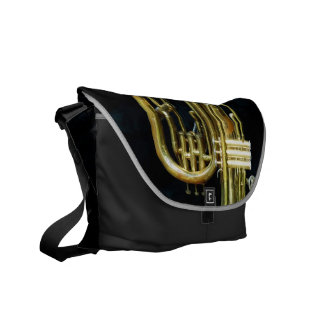 Trumpet and Tuba Courier Bag