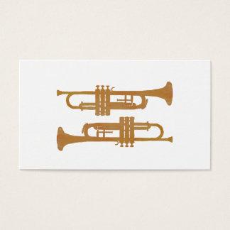 Trumpet Art Business Card