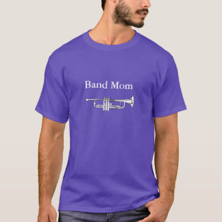 Trumpet/Band Mom T-shirt