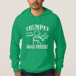 Trumpet, Brain Freeze Pullover