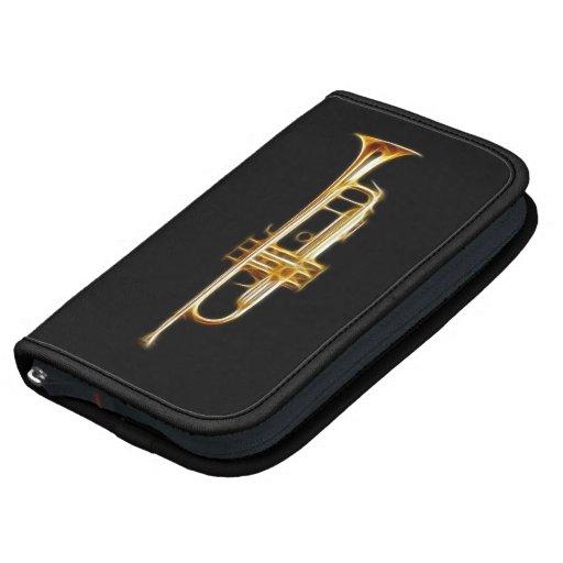 Trumpet Brass Horn Wind Musical Instrument Organizers