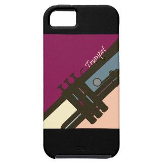 Trumpet iPhone 5 Case