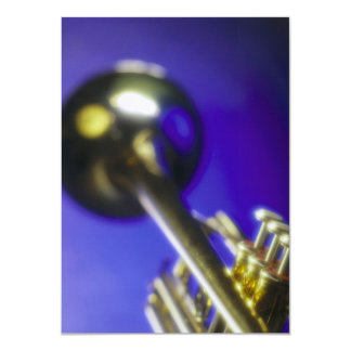 Trumpet Close-Up 2 Card