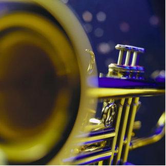 Trumpet Close-Up 3 Statuette