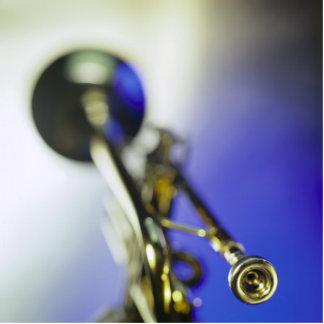 Trumpet Close-Up Statuette