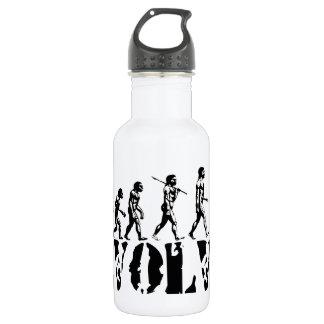 Trumpet Cornet Bugle Band Musical Music Evolution Stainless Steel Water Bottle