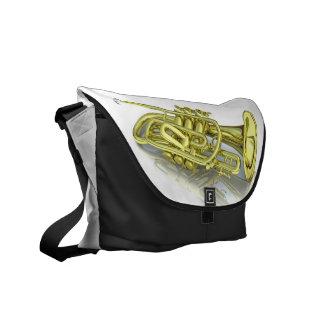 trumpet courier bag