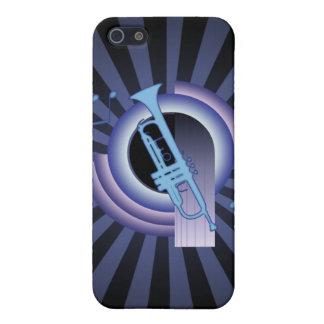Trumpet Deco2 iPhone SE/5/5s Cover
