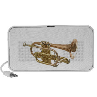 """""""Trumpet"""" design gifts and products Portable Speaker"""