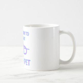 Trumpet Designs Coffee Mug