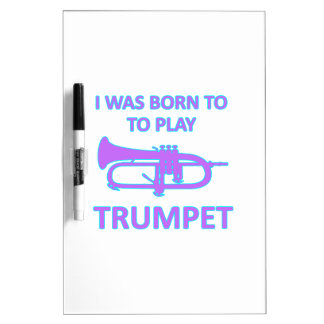 Trumpet Designs Dry-Erase Boards