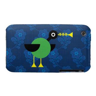 Trumpet Duck iPhone 3 Case-Mate Case